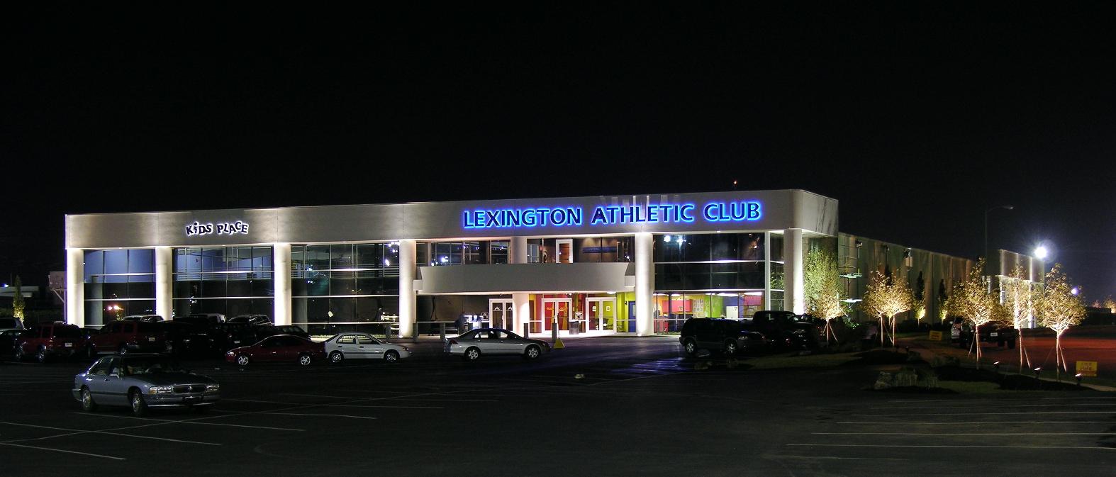 Lexington Athletic Club Lexington S Best Full Service
