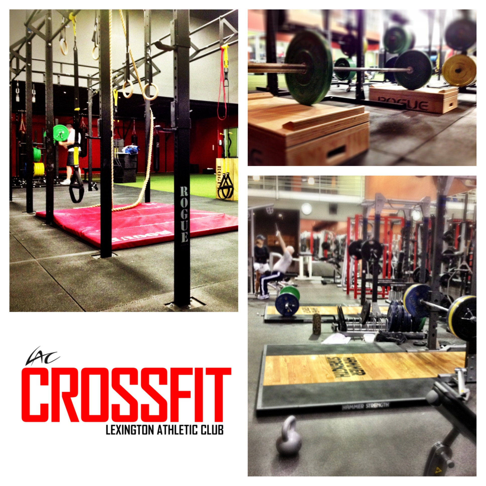 crossfit collage